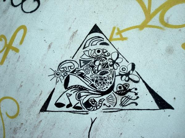 Graffitis ruraux
