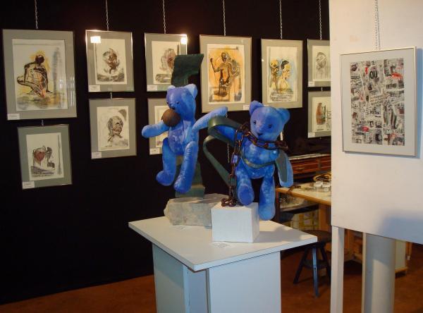 Exposition Indignation à la Grange aux Calèches - Limoges