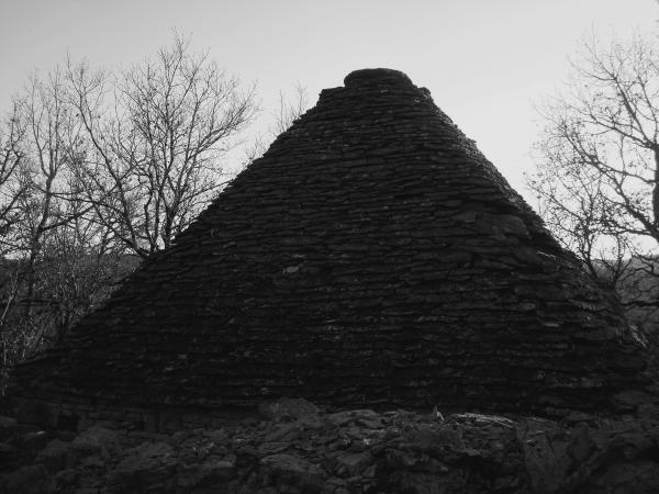 Pyramide de cazelle