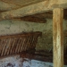 Ancienne maison à l'abandon près de Bach, étable