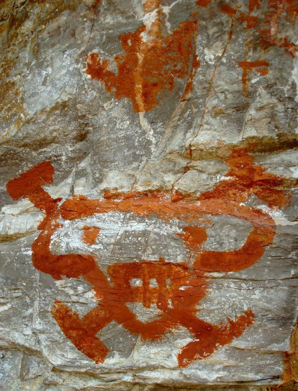 Art tribal lotois