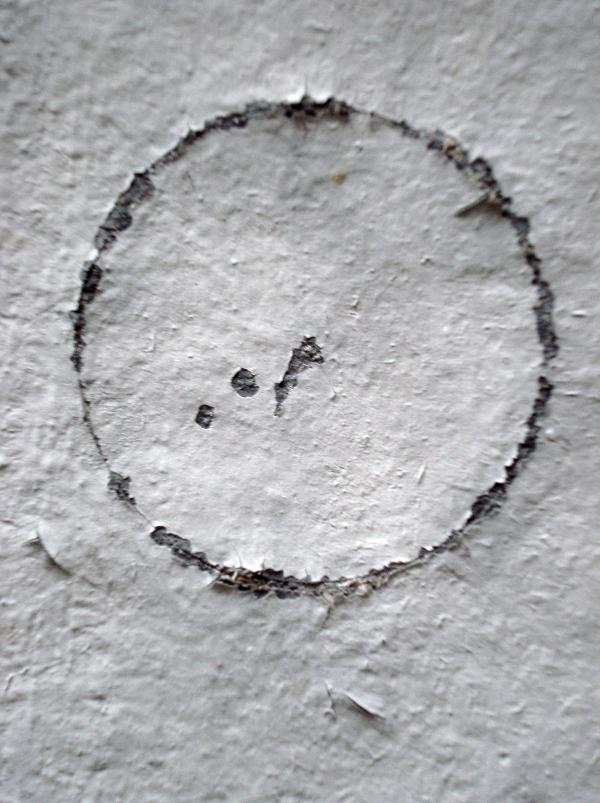 Another circle in the wall