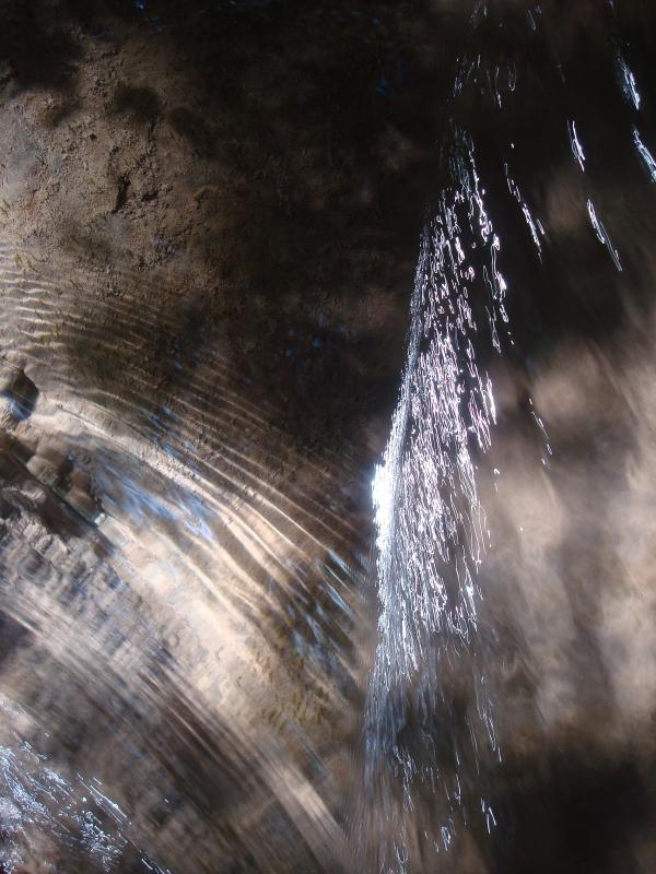 Écritures d'eau