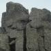 La roche romaine - Puy de Bessolles, commune de St-Victor-la-Rivière - Puy de Dôme