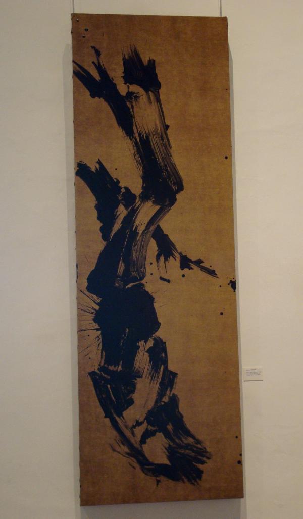 """Fabienne Verdier - Abbaye de Beaulieu - """" 2011 : Un Souffle venu d'Asie. Orient-Occident. Regards croisés."""""""