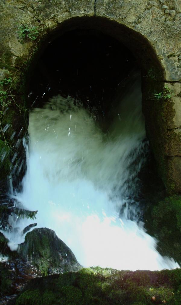 Moulin de la Foux - Navacelle