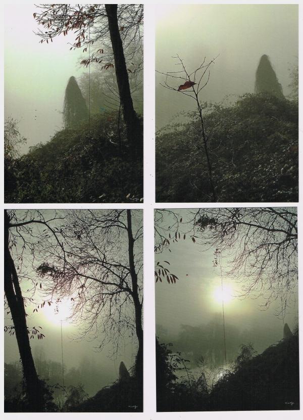 """Ma toute nouvelle collection de cartes postales """"Magie, poésie, beauté du Lot"""""""