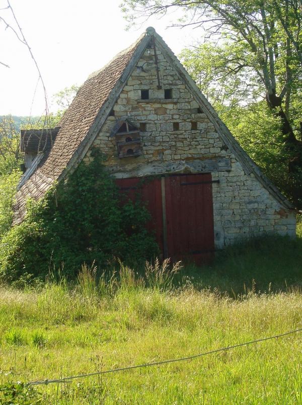 Grange près de Séniergues