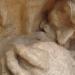 Victor Constantin Delaigue - Dante Alighieri (détail) - Musée des Beaux-Arts Denys-Puech - Rodez
