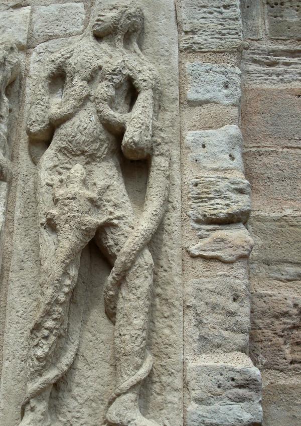Eglise abbatiale Saint-Pierre de Beaulieu sur Dordogne - Corrèze
