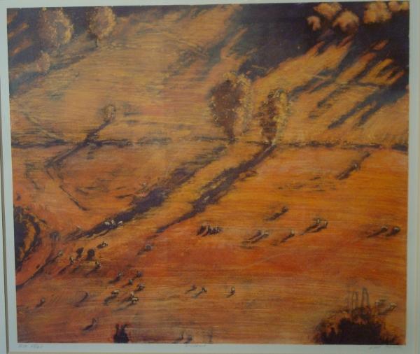 Gro Fraas - Pastorale - 2013 - Musée d'Art Moderne et Contemporain de Cordes