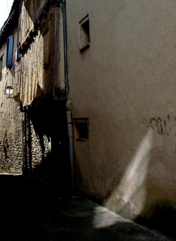 Elle s'écrit sur les murs