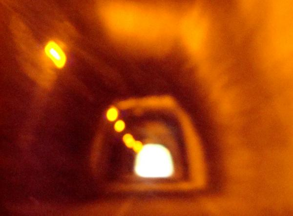 Hot tunnel
