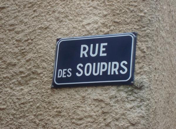 Rue des Soupirs