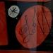 Joan Miró - projet de couverture pour un livre d'André Verdet - Musée d'Art Moderne et Contemporain de Cordes