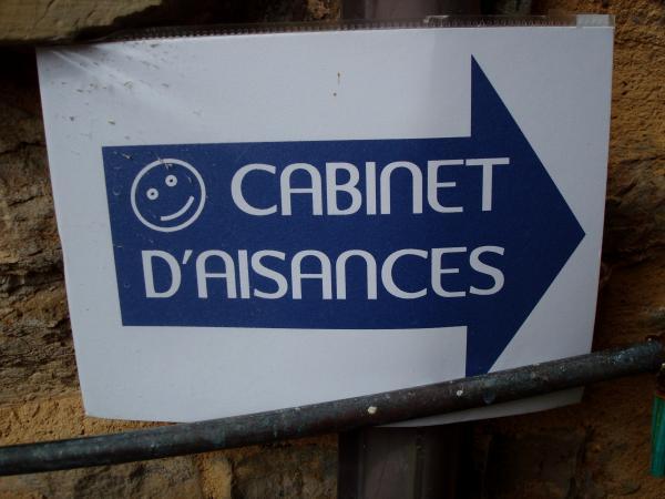 Cabinet d'aisance