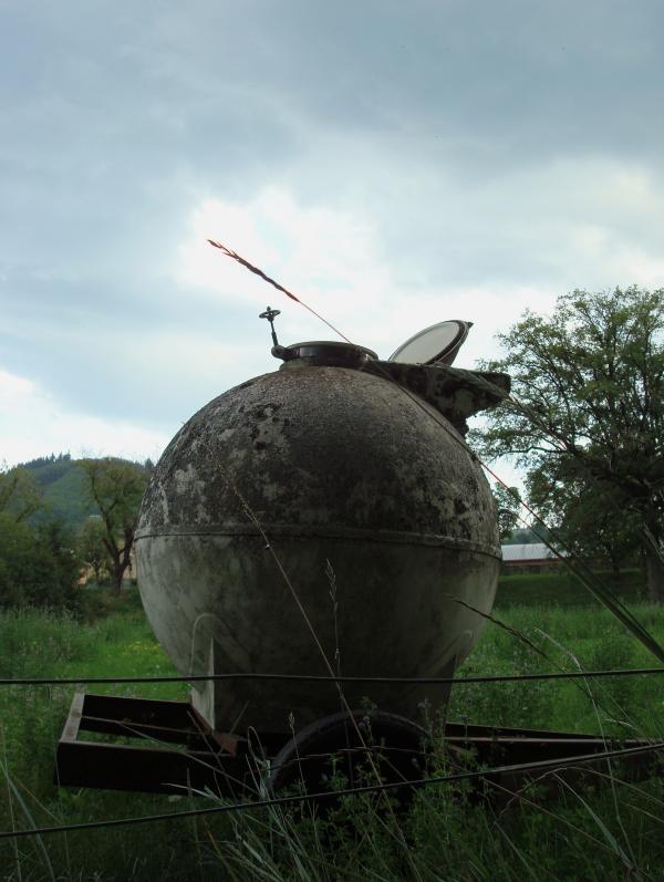 Vaisseau agricole