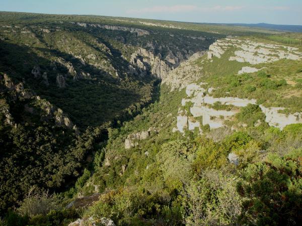 Canyon de la Cesse