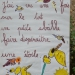 Poème d'enfant à Belvès - Dordogne