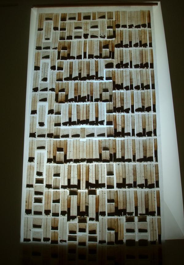 Sophie Prins-Gapinski Millésime 2013 - Musée d'Art Moderne et Contemporain de Cordes
