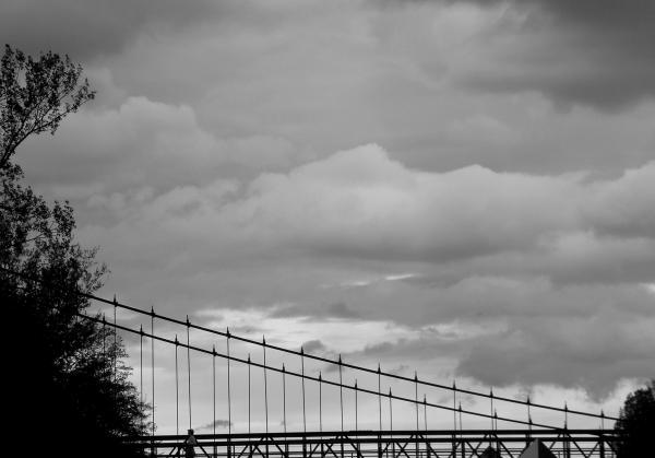 Cajarc - Pont sur le Lot