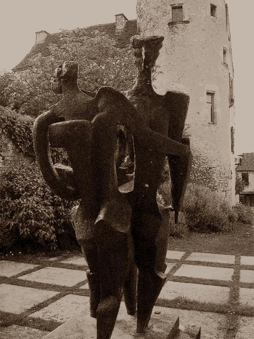 Zadkine - Les Arques, Lot