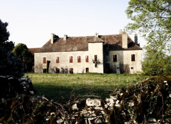 Vieilles pierres quercynoise (vers Rocamadour)