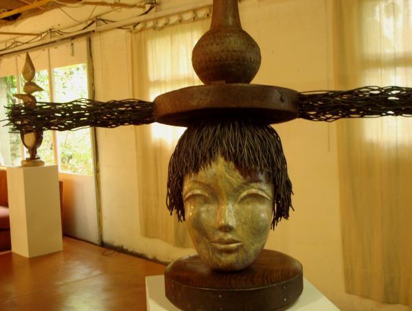 Patrick Vogel - Exposition Indignation à la Grange aux Calèches - Limoges