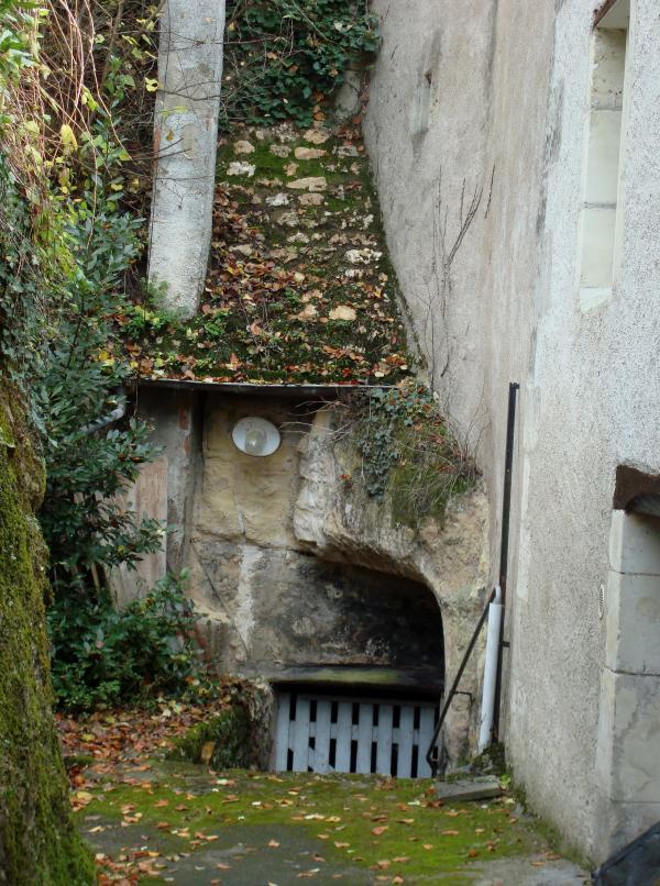 Maison de sorcière - Azay-le-Rideau