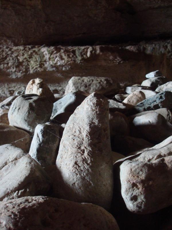 Minerve, peuple caillou
