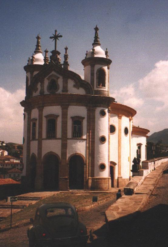 Ouro Preto - Brésil