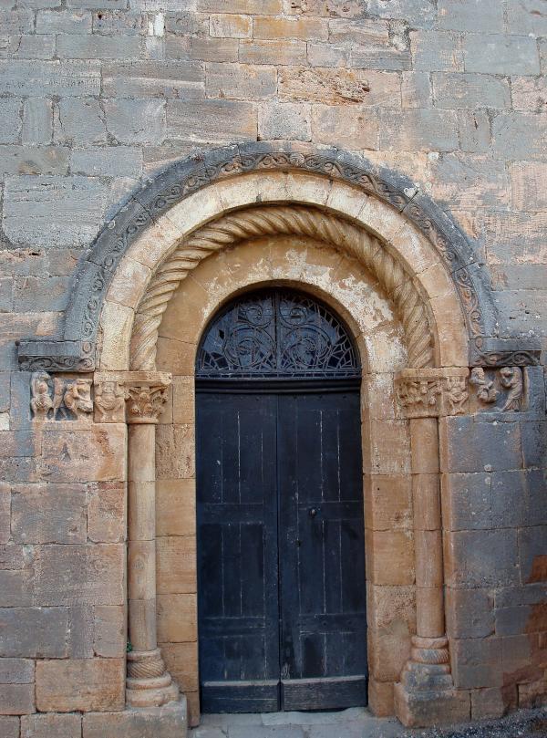 Eglise de Blars (Lot)