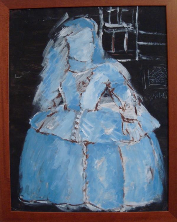Musée Goya : Joan Jordà - Las meninas