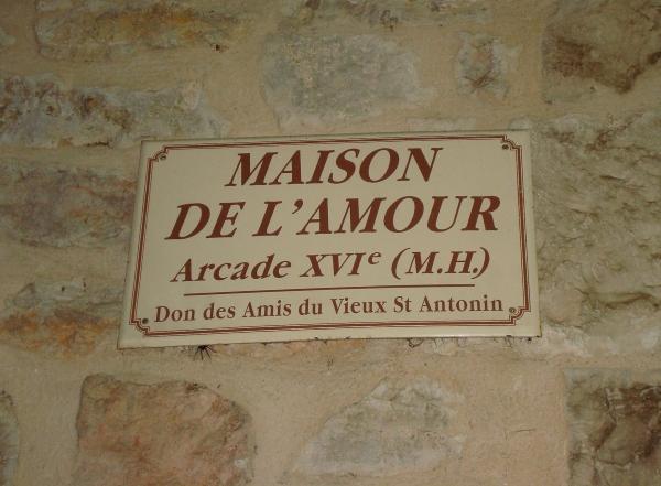 St Antonin Nobleval