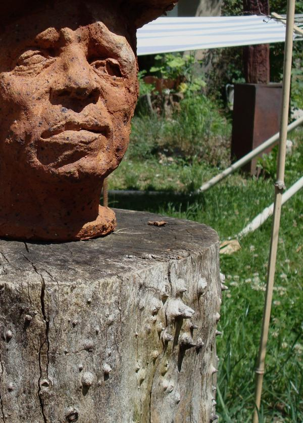 Laure Gaudebert - sculpteure, Cabreret