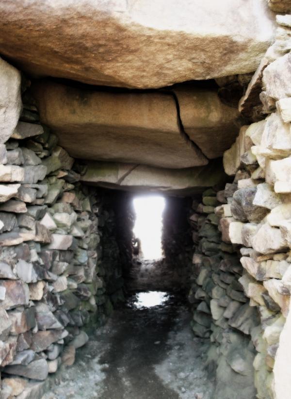 Le Cairn de Barnenez à Plouézoc'h