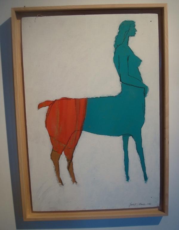 Jacques Trouvé - Jocée II - 2016 - Musée d'Art Moderne et Contemporain de Cordes