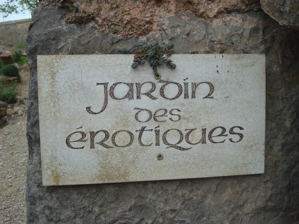 Jardin des érotiques
