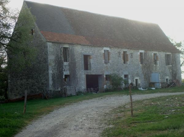 Lieu-dit Dantonnet - commune de Lentillac du Causse