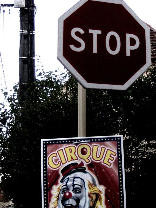 Stopper le cirque