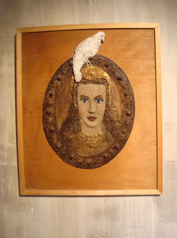 Maurice Baskine - Musée d'Art Moderne et Contemporain de Cordes