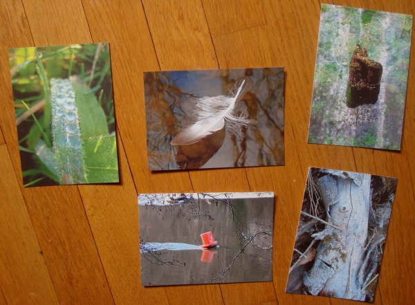 """Collection de cartes postales """"Magie, poésie, beauté du Lot""""  - Série n°2"""