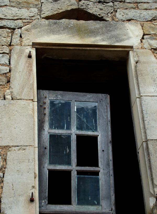 Une fenêtre à la fenêtre