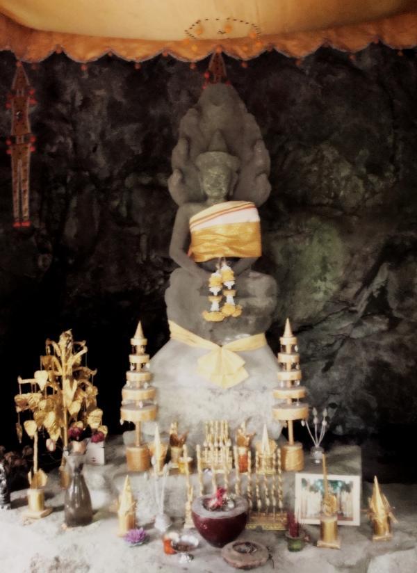 Le Temple Khmer - Parc Oriental de Maulévrier