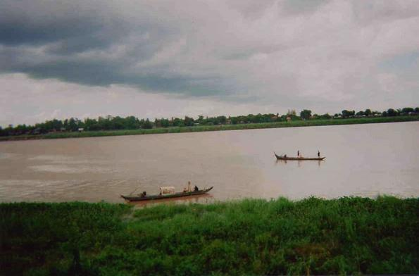 Mékong - Cambodge