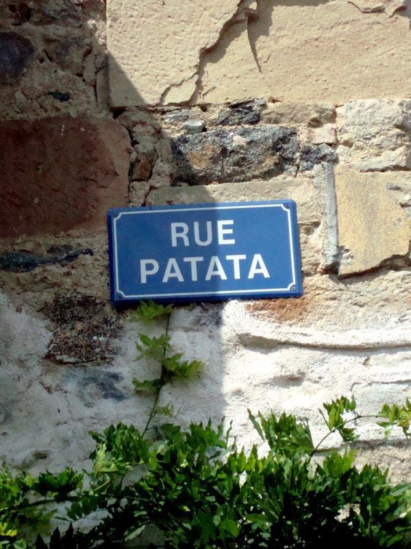Et patati rue patata