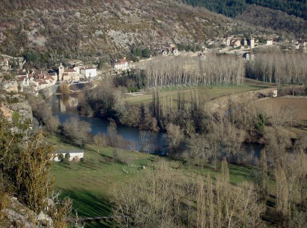 Vallée du Lot - Larnagol