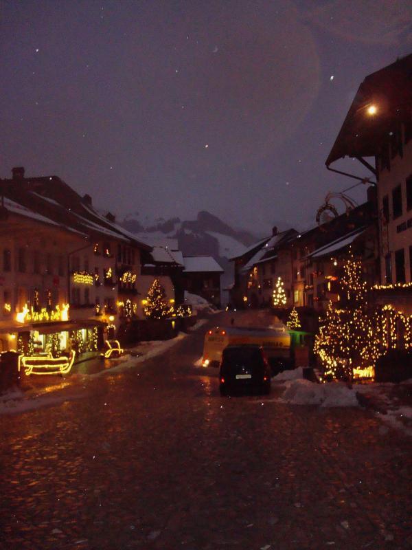 Gruyère - Suisse