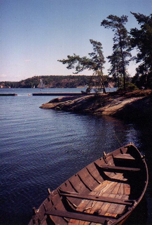 Ile de Fjäderholmana - Suède