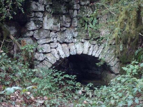 Vieux moulin sur le Vers